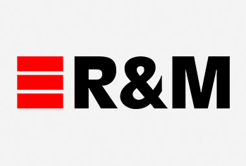 r and m