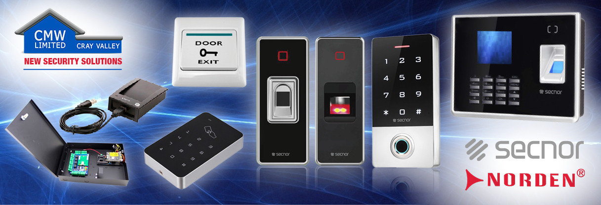 CMW Announce an Exclusive Agreement with Norden to distribute the Secnor Access Control range