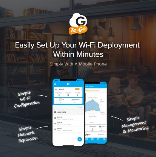 EnGenius Launches Cloud To-Go – Simplifying Networking for Small to Medium Businesses