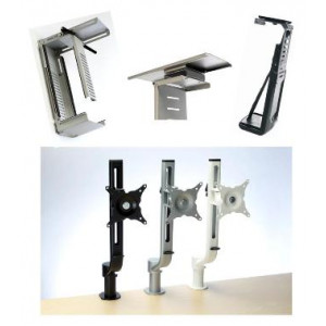 CPU Holders & Monitor Arms