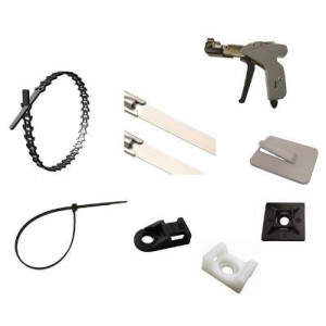 Various Cable Ties & Accessories