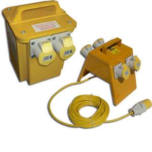 Transformer & Junction Box