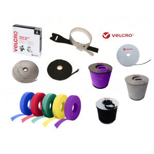 VELCRO® Brand Fasteners, Tape & Cable Ties