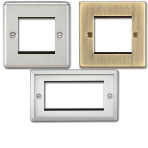 Decorative Faceplates