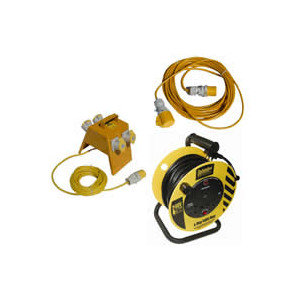 Extension Reels, Leads & Transformers