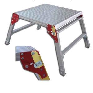 Hop-Up Working Platform