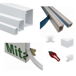 Mini Trunking & Accessories