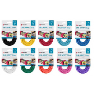 VELCRO® Brand ONE-WRAP® Cable Ties & Cable Straps