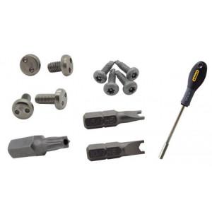Security Screws & Accessories