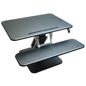Gas Assist Sit-Stand Workstation