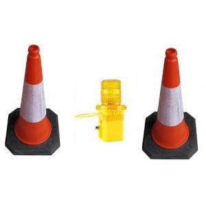 Traffic Cones & Lights