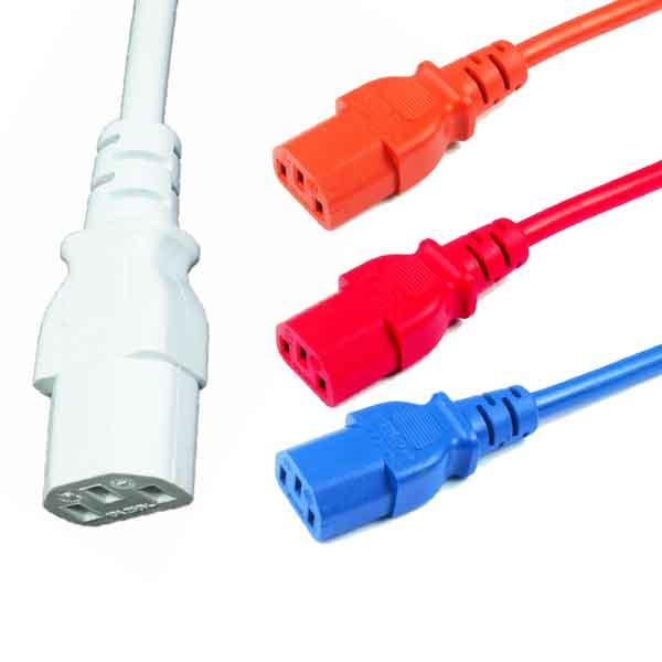 IEC Power Leads