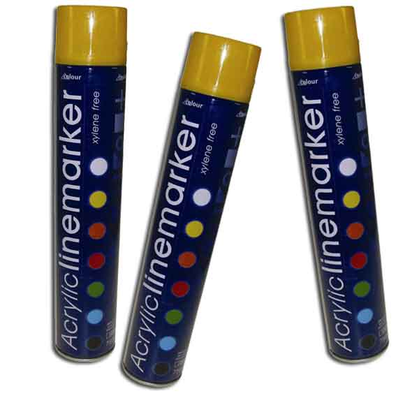 Line Marking Paints