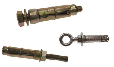 Shield Anchors