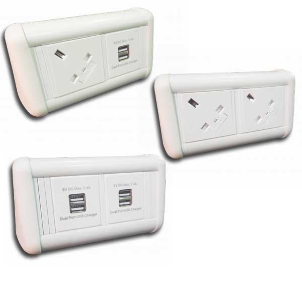 CR Mini Power Pack Desktop Units