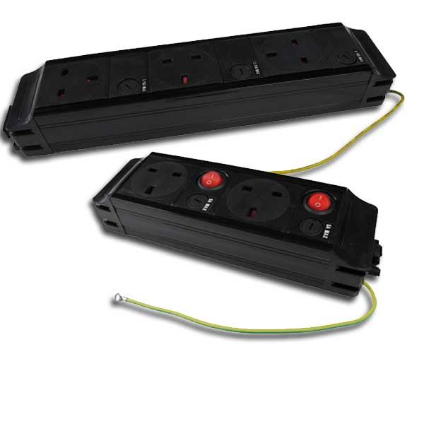 CR Power Pack Under Desk Units