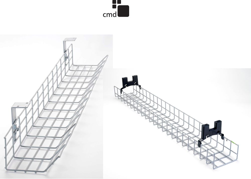 Desk Wire Basket Tray