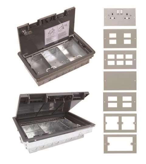 Floor Boxes & Accessories