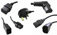 Power Leads & Plugs