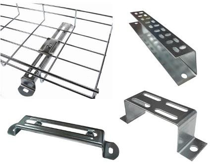 Wire Basket & Cable Tray Stand Off Brackets