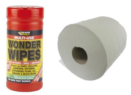 Wipes & Tissues