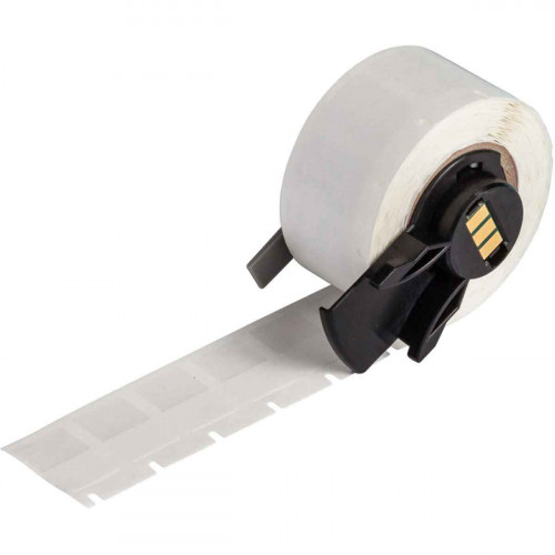 cable labels | Brady PTL-11-427 Self-laminating Vinyl Labels for M611, BMP61 and BMP71 - B-427 - 12.70 mm x 19.05 mm - White