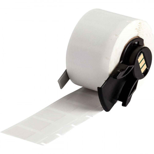 cable labels | Brady PTL-17-427 Self-laminating Vinyl Labels for M611, BMP61 and BMP71 - B-427 - 12.70 mm x 25.40 mm - White