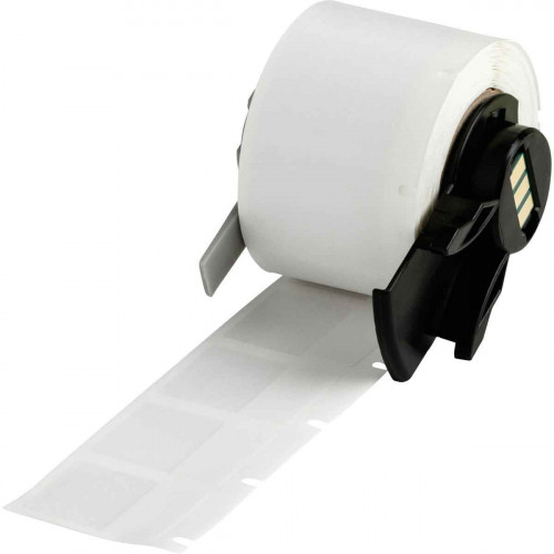 cable labels | Brady PTL-18-427 Self-laminating Vinyl Labels for M611, BMP61 and BMP71 - B-427 - 19.05 mm x 25.40 mm - White