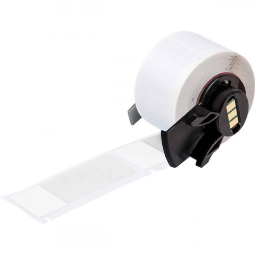 cable labels | Brady PTL-21-427 Self-laminating Vinyl Labels for M611, BMP61 and BMP71 - B-427 - 25.40 mm x 63.50 mm - White