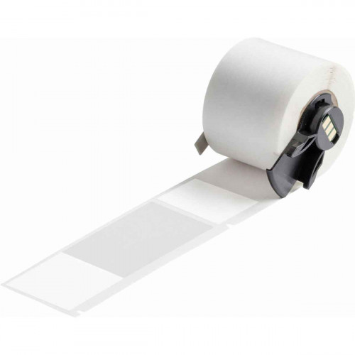 cMW Ltd  | Brady PTL-109-427 Self-laminating Vinyl Labels for M611, BMP61 and BMP71 - B-427 - 38.10 mm x 101.60 mm - White