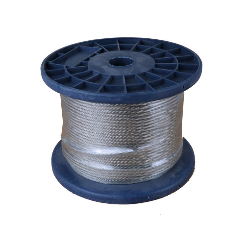 CMW Ltd Catenary wire Cable fixing kit   3mm Catenary Wire Rope 100m Coil