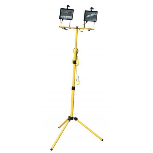 CMW Ltd    500w 110v Twin Tripod Lights 2 part light + stand