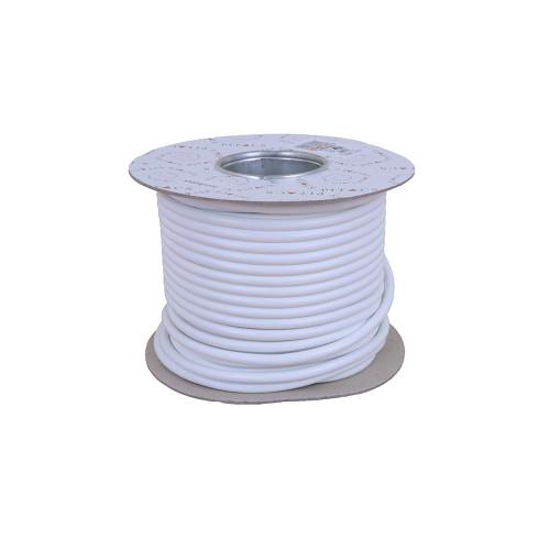 White 3183Y 1.5mm 3 Core Flexible Cable (50m Reel)