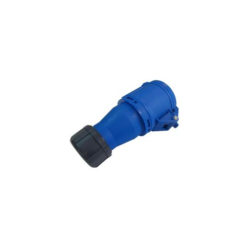 IEC60309 240v Female 16A Commando Plug (Each)