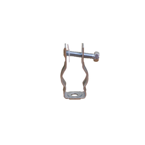 nVent ERICO,  Caddy Pedestal Steel Leg Clamp Support Brackets for 19 – 25mm - CD1B