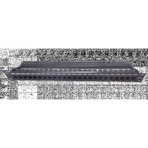 CMW Ltd  | Matrix Cat5e U/UTP Through-Coupler Panel 1U