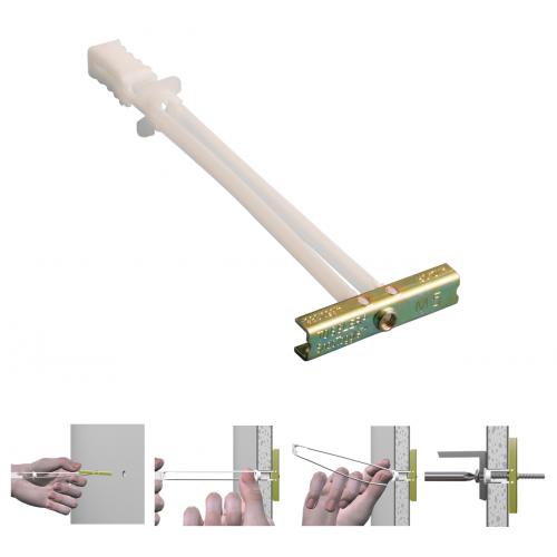 CMW Ltd  | TOGGLER® BM5 M5 Snaptoggle Box of 50 (Box / 50)
