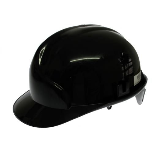 Premium Black Safety Hat (Each)