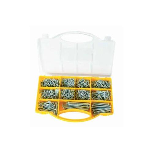 CMW Ltd  | Countersunk Assorted Pozi Screw Pack 780 Piece