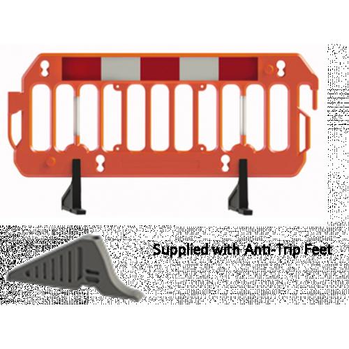 CMW Ltd  | 2m Gate Barrier with Anti-Trip Feet