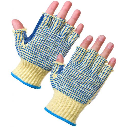 CMW Ltd    Size 8 Fingerless Kevlar Gloves -Pair (Per/pair)