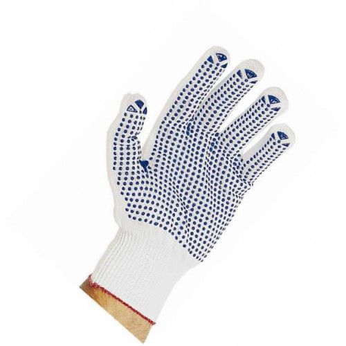 CMW Ltd    Polyester Pick & Go Gloves - Pair (Per/pair)