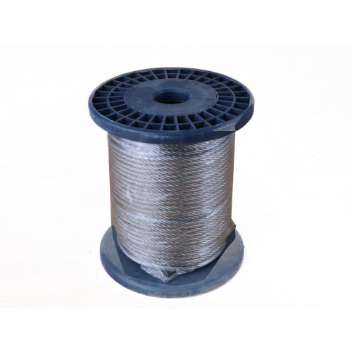 CMW Ltd    30m Coil of 3mm Wire Rope