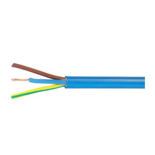 CMW Ltd  | Blue 3183AG Artic Grade 3 Core Flexible Cable 100m