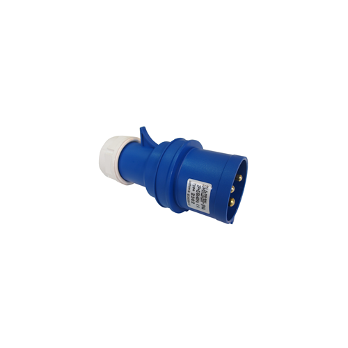 CMW Ltd    IEC60309 Male 32A Commando Plug