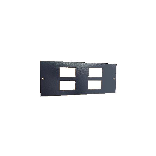 ST0302  | 4 WAY NEWLEC DATA PLATE