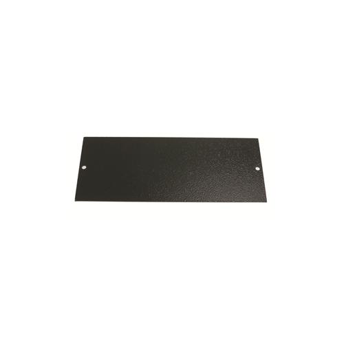 TASS ST0301 | 3 Compartment Floor Box Blank Data Plate Light Grey 185mm x 76mm