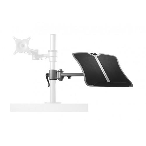 CMW Ltd    Algar Silver Laptop Support Arm