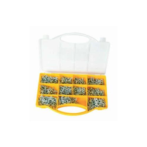 CMW Ltd  | Fixman 420713 Pan Head Self-Tappers Pack 750 pcs