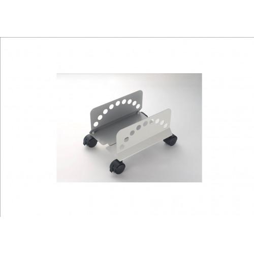 CMW Ltd  | Algar Silver Rainbow CPU Trolley 100-190mm - Grey